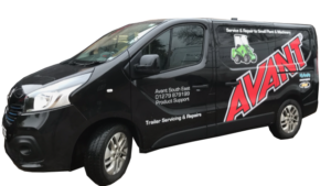 Avant South East Hire Van