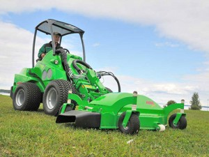 avant lawn mover 1500 2