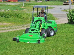 avant lawn mover 1500 4