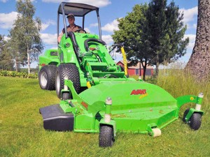 avant lawn mover 1500 5