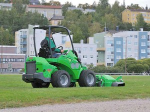 avant lawn mover 1500 6