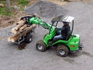avant log grab 5